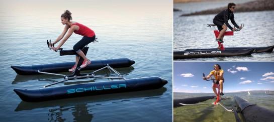 SCHILLER X1 WATER BICYCLE