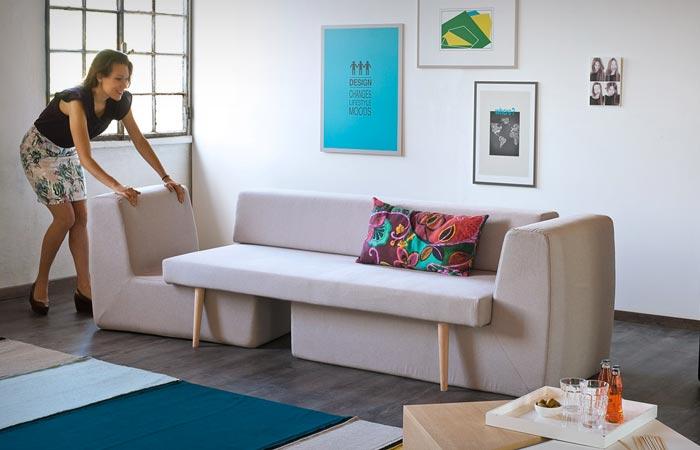 Sofista modular sofa