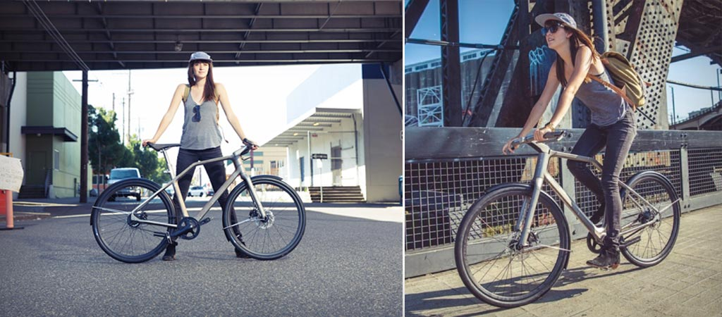 Solid 3D Printed bike