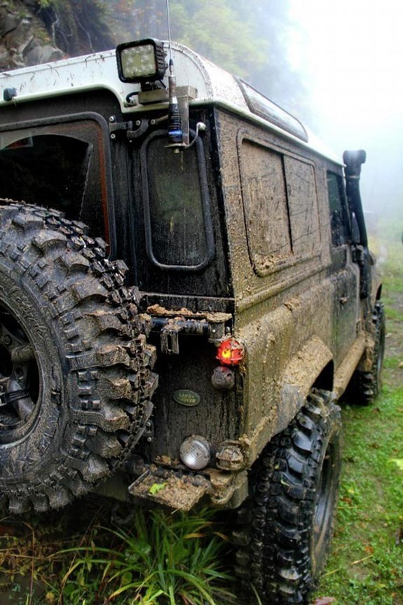 4x4 expedition