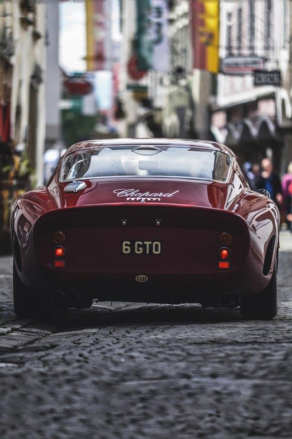 Chopard car