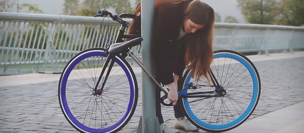Yerka Project Unstealable Bike