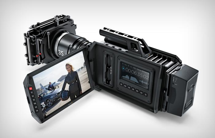 Blackmagic Ursa 4K digital cinema camera