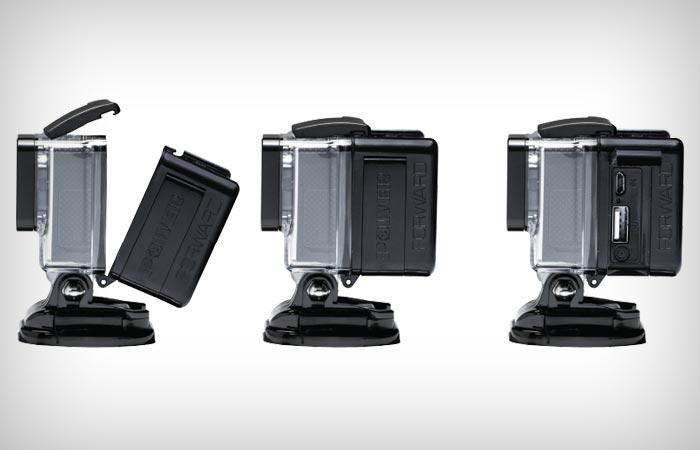 GoPro power pack