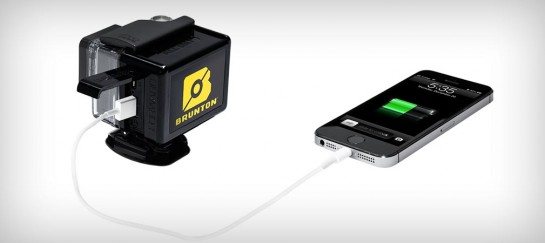 BRUNTON ALL DAY GOPRO 3+ POWER PACK
