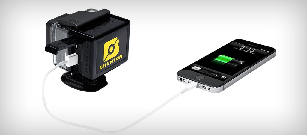 Brunton All-Day GoPro 3+ power pack