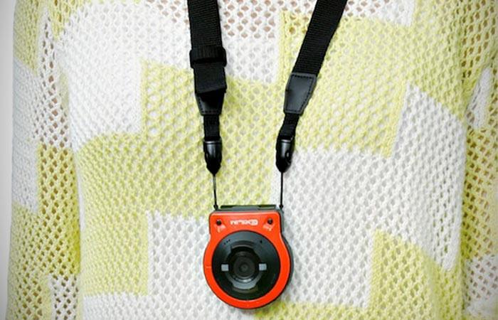 Casio EX-FR10 action camera
