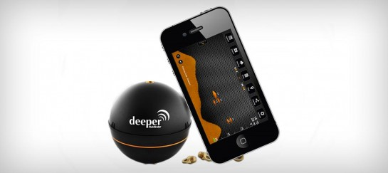DEEPER | PORTABLE FISH FINDER