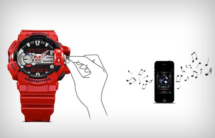 G-Shock G'Mix smartwatch
