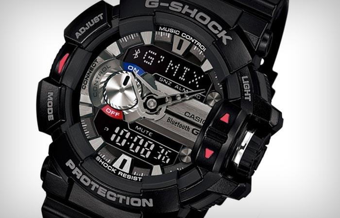 G-Shock G'Mix GBA -400
