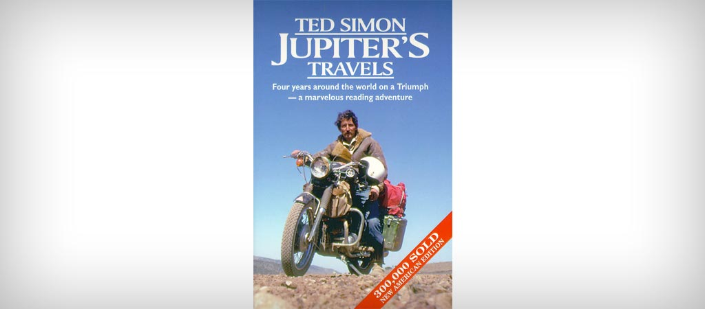 Jupiter's Travels - Four Years Around the World on a Triumph