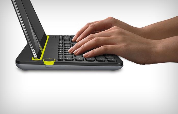 Logitech K480 wireless Keyboard