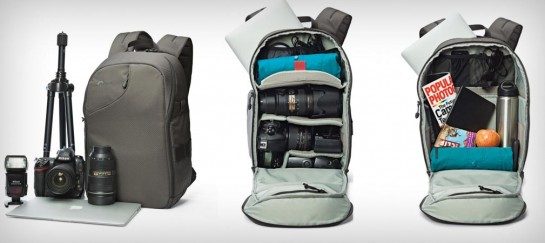 LOWEPRO 350AW TRANSIT BACKPACK