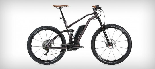 M.A.S.S. ELECTRIC BICYCLES