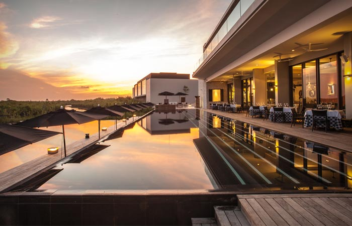 Pool at the Nizuc Resort and Spa