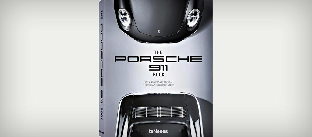 Porsche 911 Book: 50th Anniversary Edition by Rene Staud
