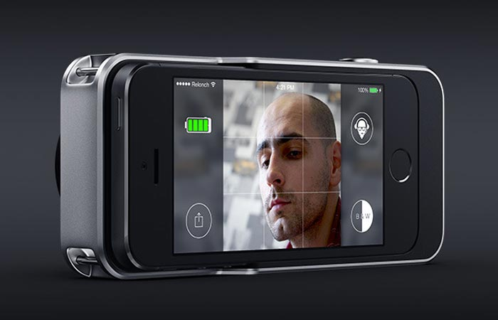 Relonch Camera features