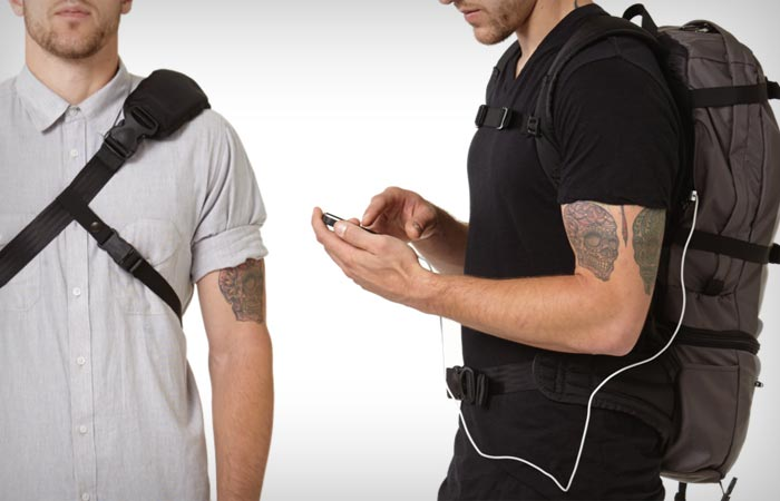 Soot Electropack 2 chargeable carry-on