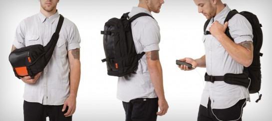 SOOT ELECTROPACK 2 BACKPACK | A CHARGEABLE CARRY-ON