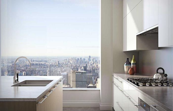 432 Park Avenue interior design