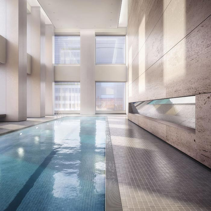 432 Park Avenue swimming pool
