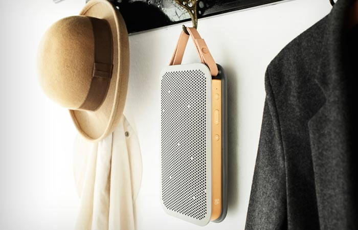 Beoplay A2 bluetooth speaker