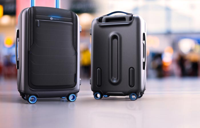 Bluesmart carry-on bag