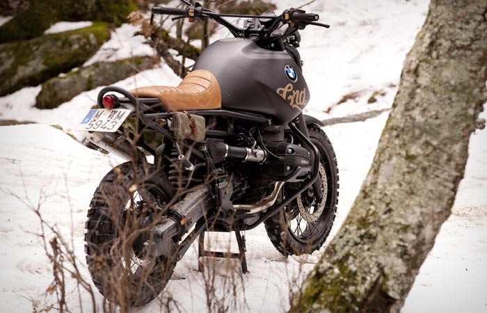 BMW R1100GS Desert by Cafe Racer Dreams