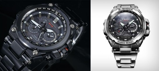 G-SHOCK MT-G METAL TWISTED
