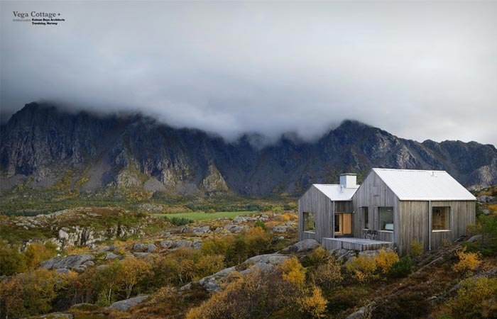 Hide and Seek - The Architecture of Cabins and Hide Outs