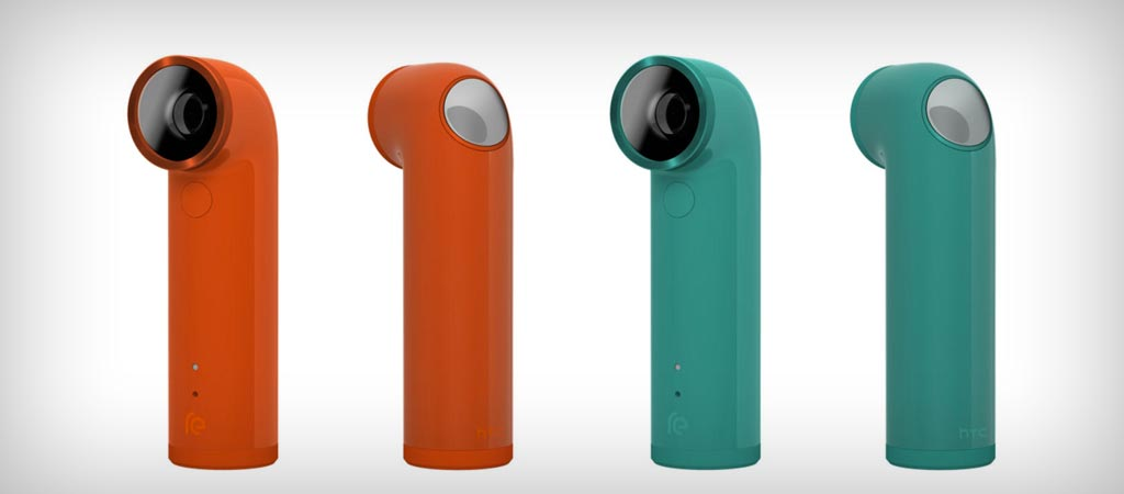 HTC Re action camera