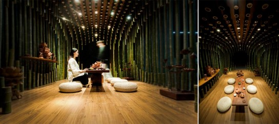 LOTUS AND BAMBOO TEA ROOM