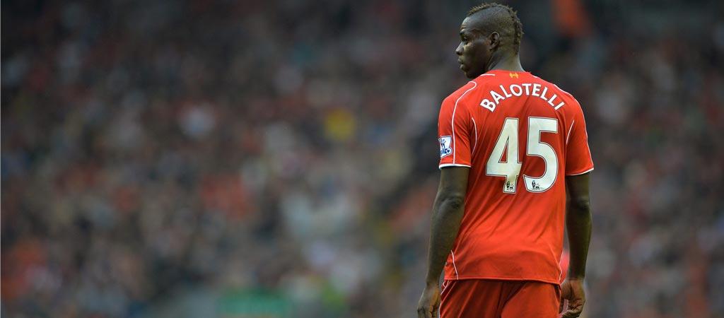 Mario Balotteli Liverpool FC