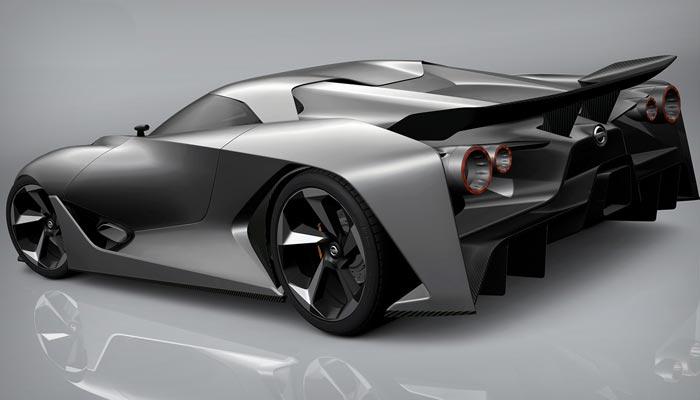 Nissan GT-R Hybrid R36