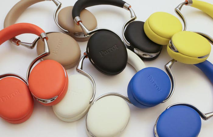 Parrot Zik 2.0 colors