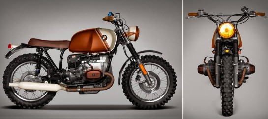 BMW R45 PURE BY TON-UP GARAGE