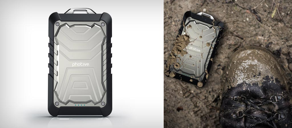 Bolt rugged water resistant battery by Photive