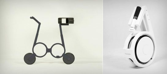 FOLDING ELECTRIC BICYCLE | BY IMPOSSIBLE TECHNOLOGY