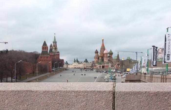 Global Model Village and the Kremlin