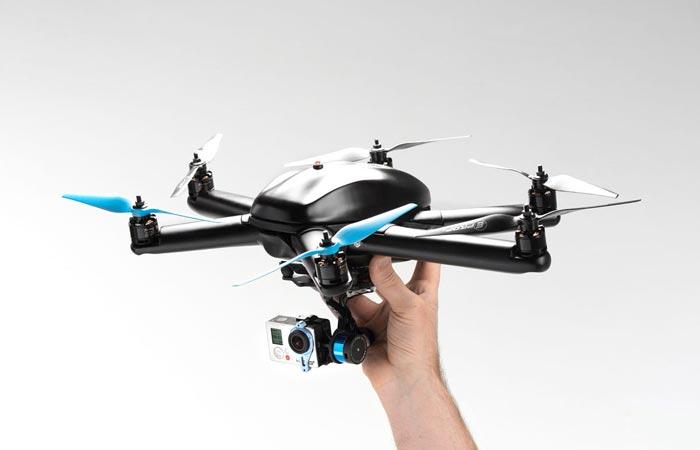 Hexo Plus aerial camera