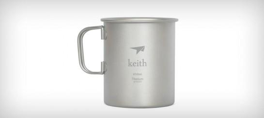 KEITH TITANIUM CUP