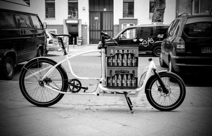 Messenger V2 Cargo Bike By Douze Cycles