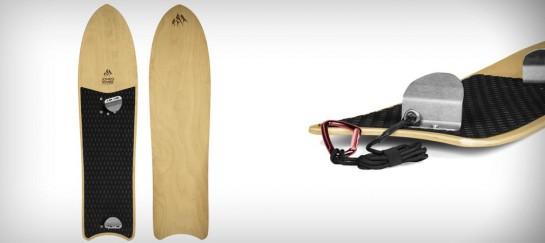 MOUNTAIN SURFER | BY JONES SNOWBOARDS
