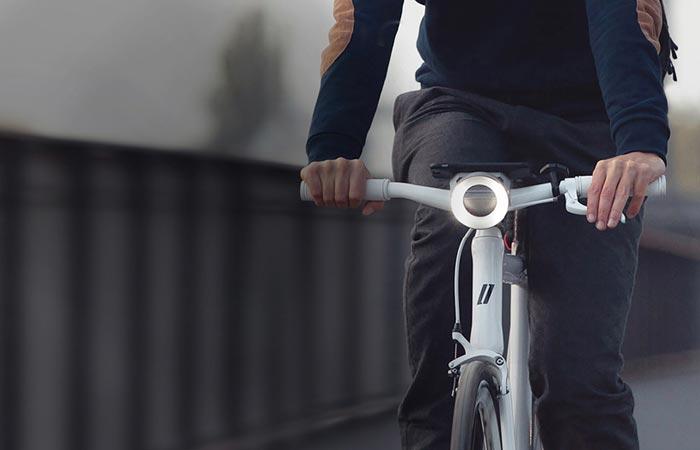 Cobi smart biking system on Kickstarter