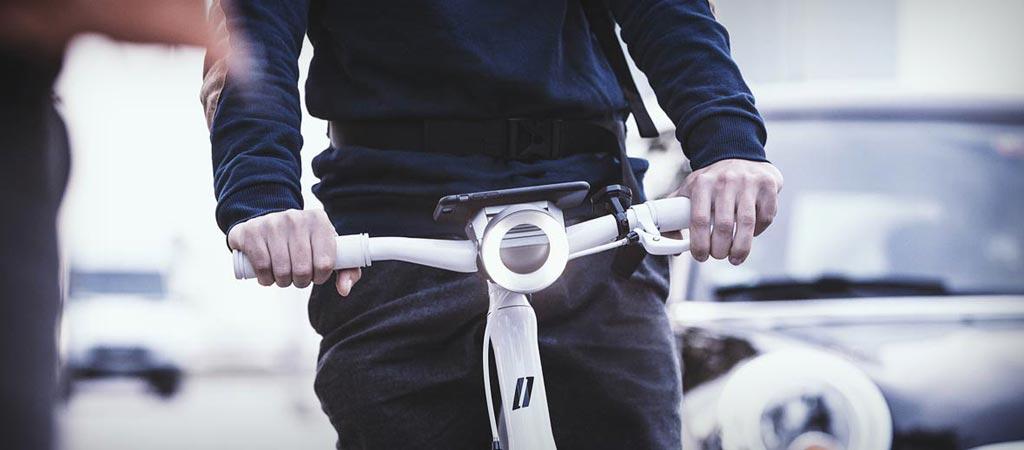 Kickstarter campaign Cobi smart biking system