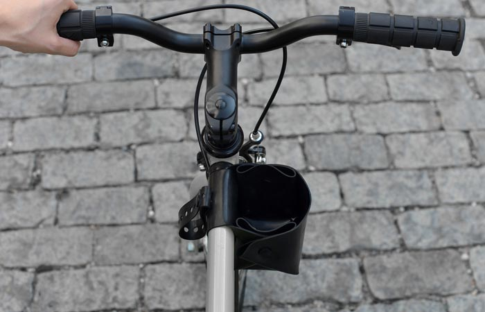Death at Sea bike cup holder