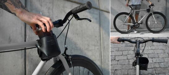 BIKE CUP HOLDER | BY DEATH AT SEA