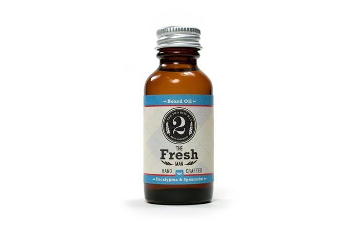 Fresh Man Beard Oil