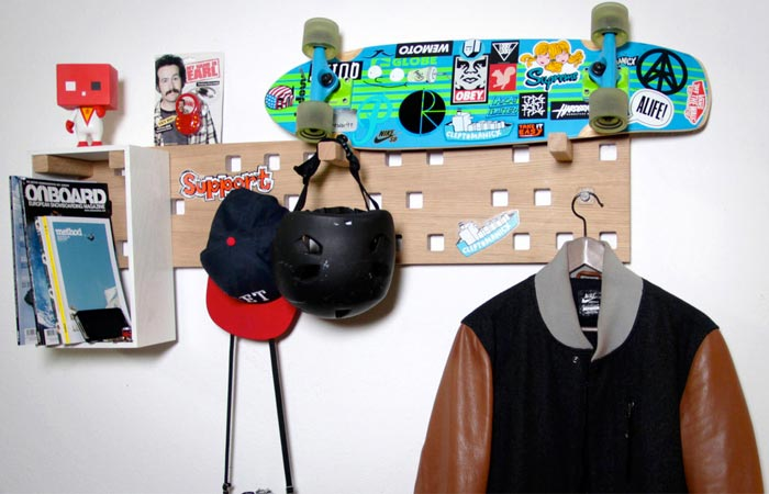 Harper Wall storage