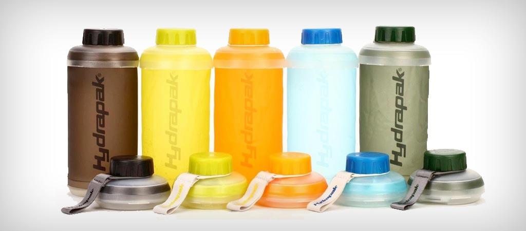 Hydrapak Stash collapsible bottle